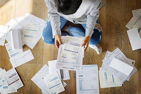 rachat de crédit avec impayés